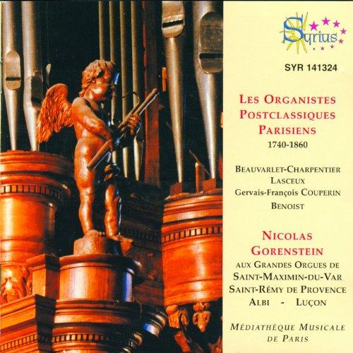 Classique Post - Les organistes post-classiques parisiens