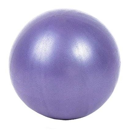 YONKINY Mini Bola de Yoga Pilates Fitness Pelota Suiza ...