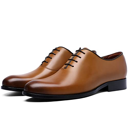 DESAI Scarpe Stringate Oxford Eleganti Uomo  Amazon.it  Scarpe e borse 4c7a25f5849