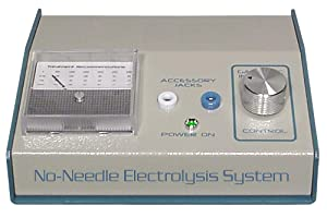 Aavexx 300 Transdermal Electrolysis System, Highly-Effective Non Invasive Electrolysis for Home Use