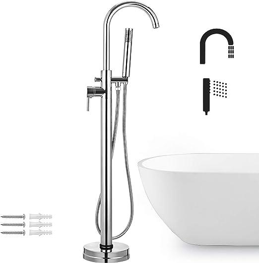 grifo de bañera exenta / grifo de bañera de pie 1