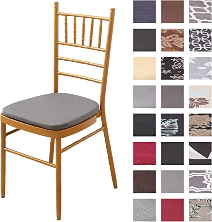 couvre assise chaise cuisine