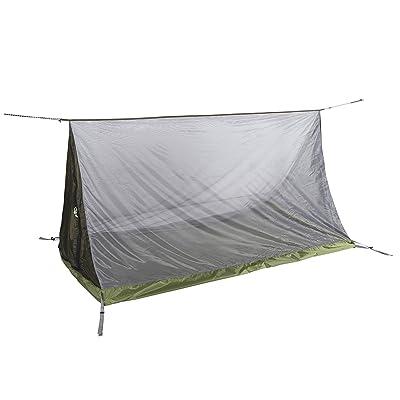 1T Tente Interne en Maille Ultraléger Pour Camping Randonnée de 3 Saisons