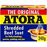 Atora Shredded Beef Suet 240g