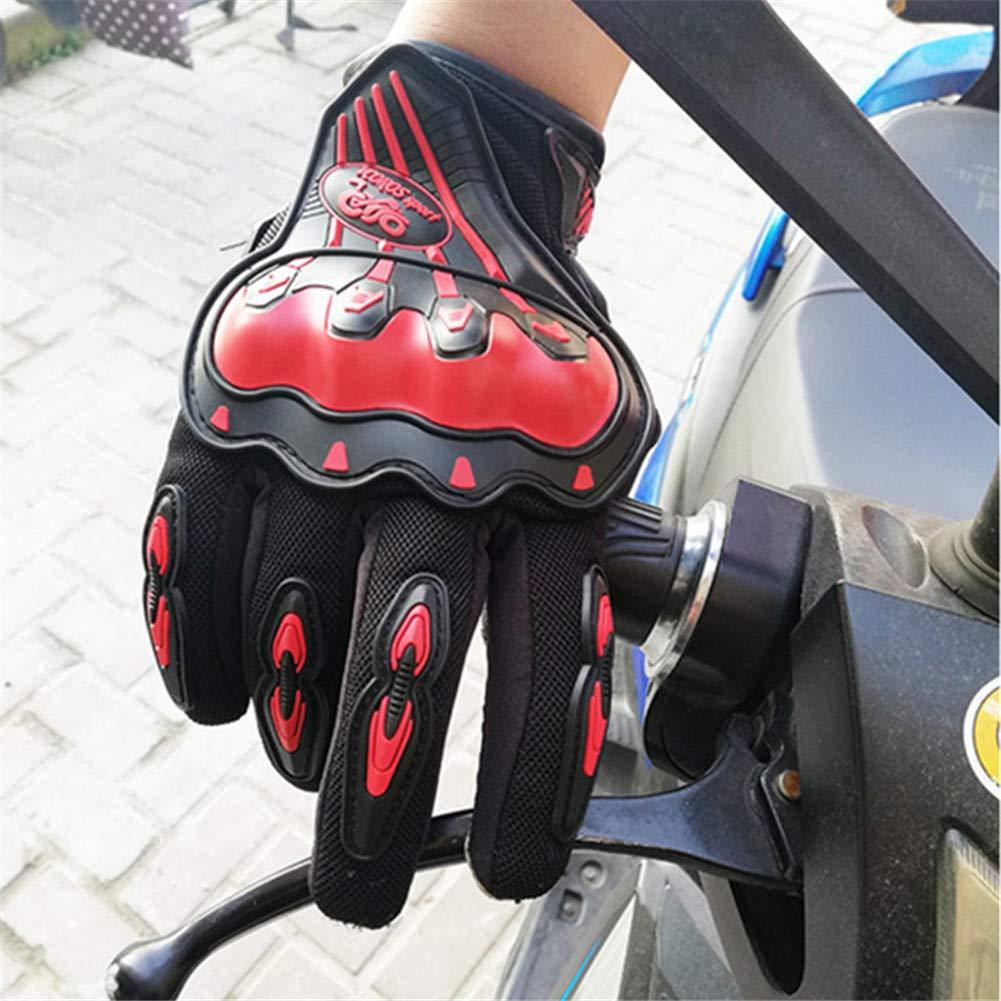 Green, L VCOROS Motocross Dirt bike DH MX ATV Bicycle Full finger Off-Road Gloves