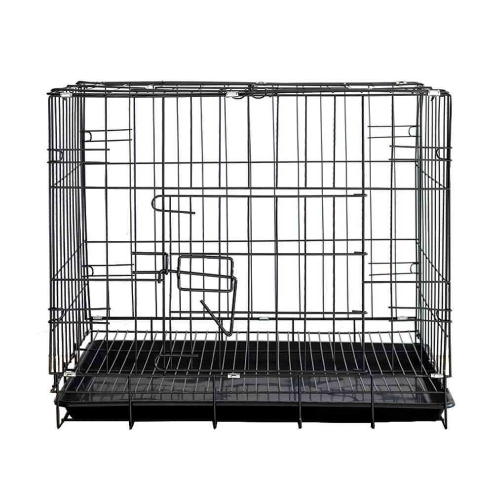 Caja para Mascotas con Bandeja, jaulas para Animales pequeñas y ...