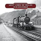 Lost Lines of Wales 2018 Calendar