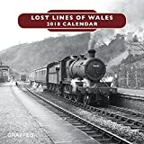 img - for Lost Lines of Wales 2018 Calendar book / textbook / text book