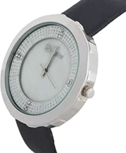 Charisma Casual Watch for WomenLeather B and, Analog, C5620