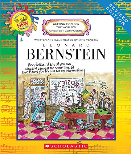 Leonard Bernstein (Getting to Know the World's Greatest Composers)