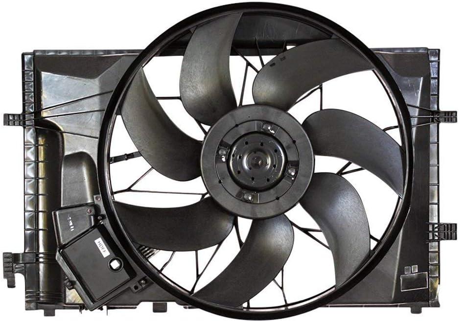 APDI doble radiador ventilador condensador y Asamblea 6010019: Amazon.es: Coche y moto