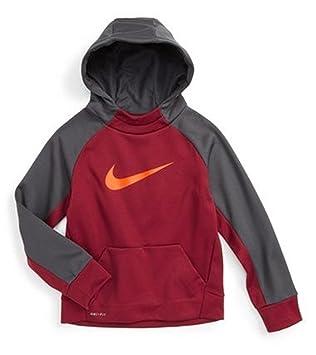 Pull Dri Capuchetaille Nike À Garçons Therma 6 Fit Enfant Sweat 7bfgY6y
