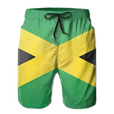 4756161673 Men's Boardshort Beach Jamaica Shorts Swim Trunks Casual Shorts. |  Amazon.com