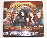 Women of Mystery: Amazing Hidden Object Games (4 Game Pack) PC
