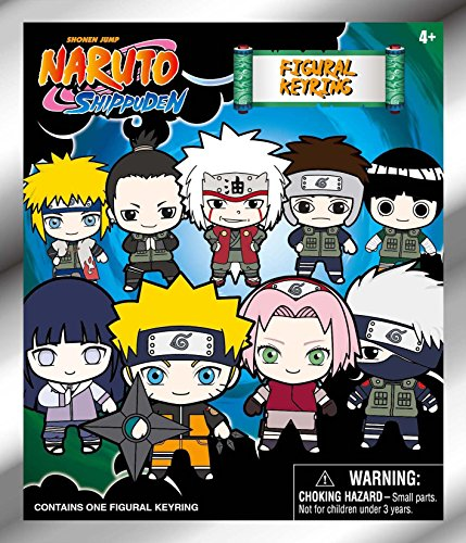 (Viz Media Naruto 3D Collectible Key Ring Blind Bag Novelty Accessory)