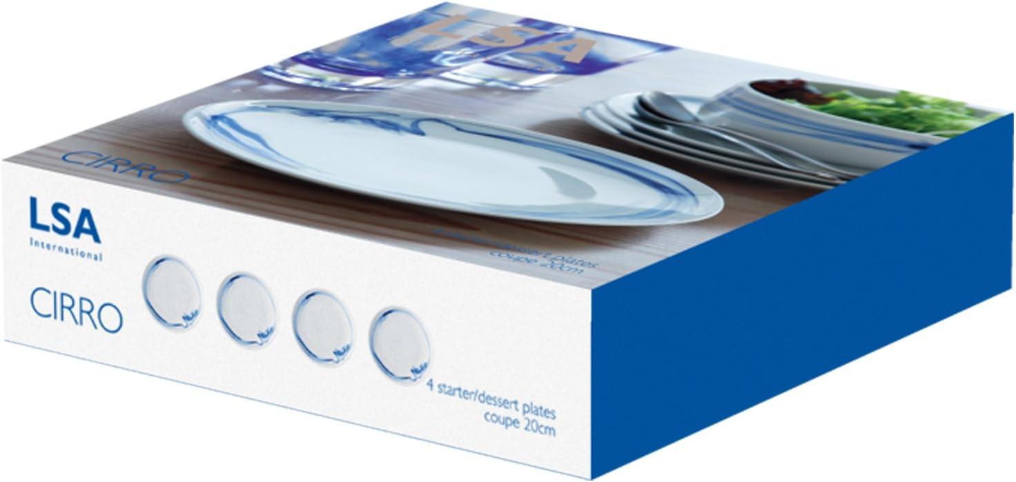 porzellan LSA International P280-16-354 16-teiliges Set