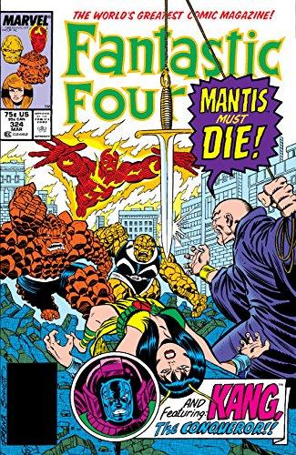 Fantastic Four (1961-1998) - 324 Us