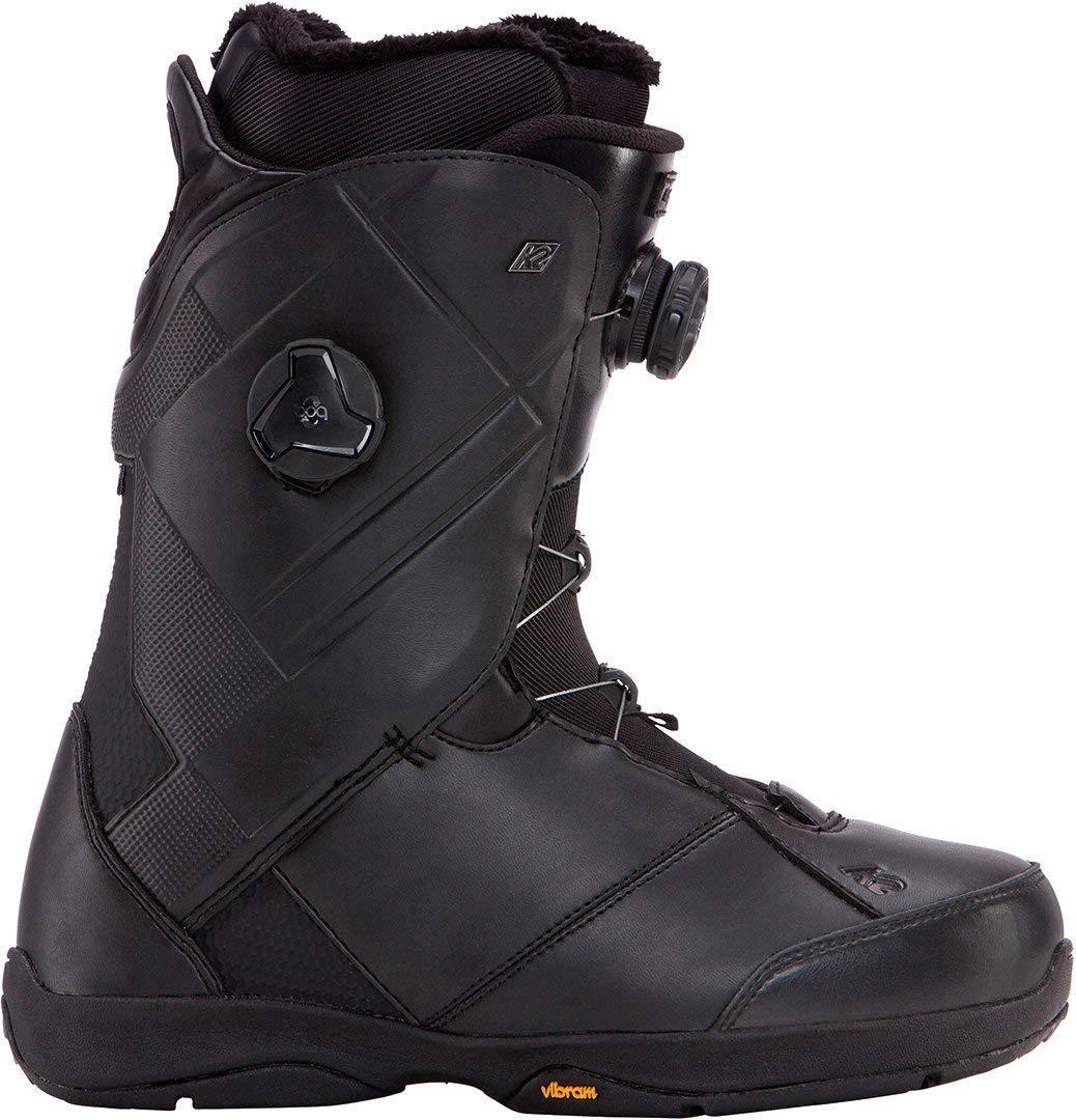 [(ケイブーツ) K2] [男スノーボード起動K2 Maysis Snowboarding Boot 2018 - Men`s Black 7] (並行輸入品) B07GZ9D5MJ 9.5|Black Black 9.5