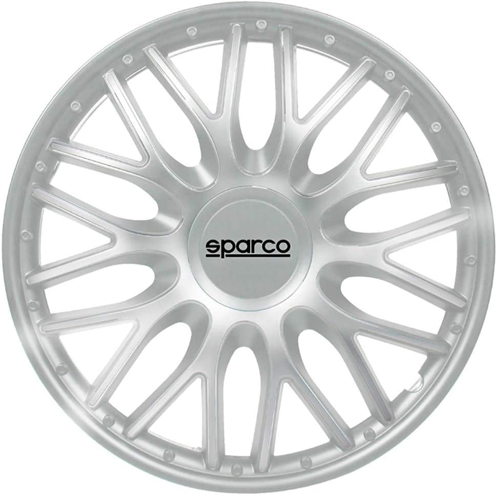SPARCO SPC1396BK Set Wheel Covers Roma 13-inch Black