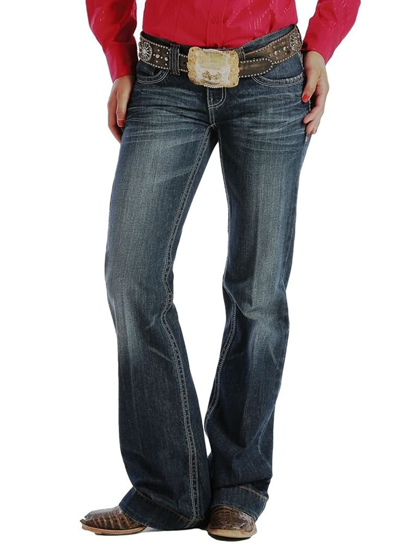 Cruel Girl Western Jeans Womens Jayley Bootcut 17 Reg Dark CB43154001