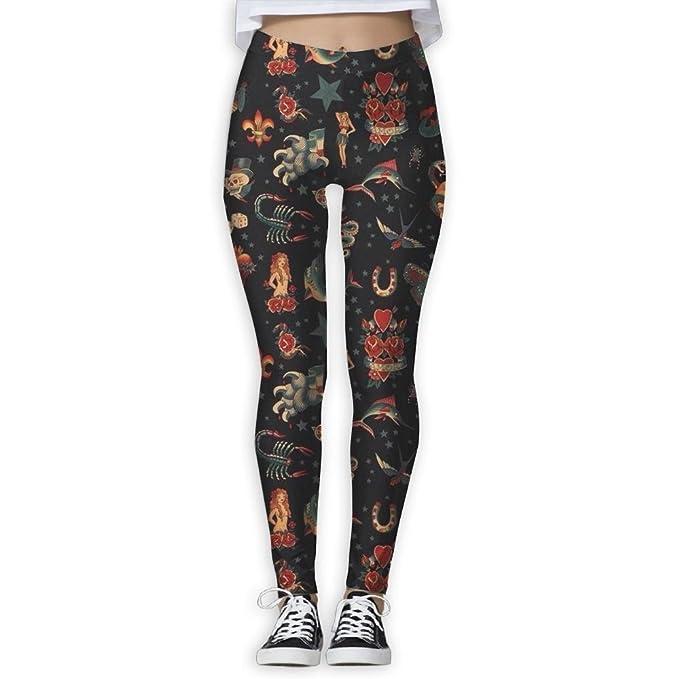 Amazon.com: Yuotry - Pantalones de yoga para mujer ...