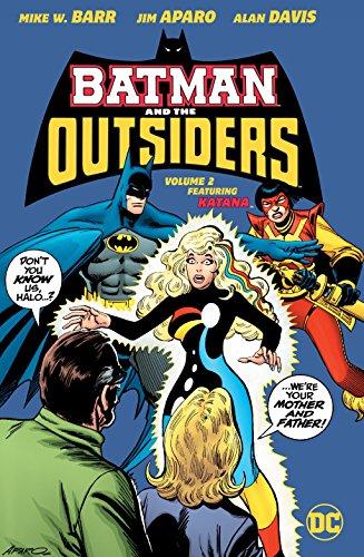 [B.E.S.T] Batman and the Outsiders Vol. 2 E.P.U.B