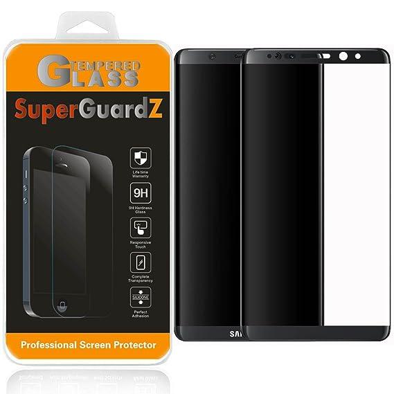 Amazon Com For Samsung Galaxy S8 Superguardz 3d Curved Full Cover