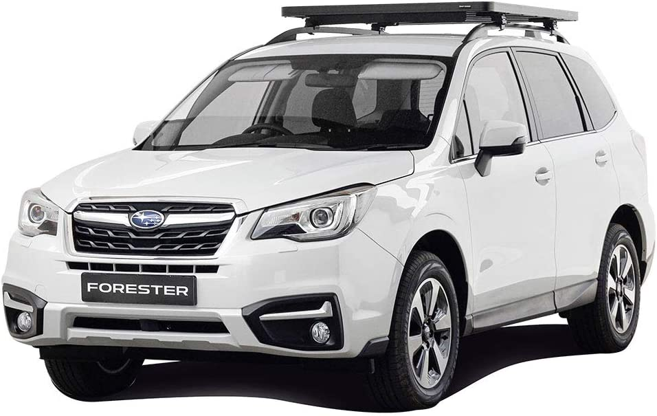 Slimline II Roof Rail Rack Kit Compatible with Subaru Forester 2013-Current