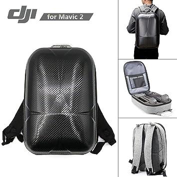 Jinclonder Mavic 2 Pro maletín de Transporte Compatible con dji ...