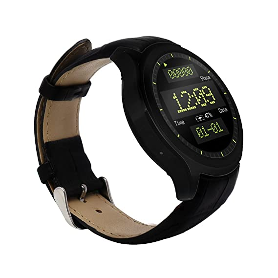 Docooler D5+ Smart Watch Phone Android 5.1 Pantalla táctil ...