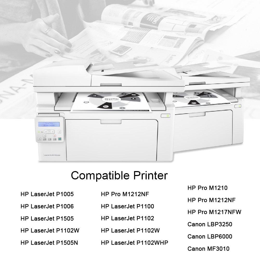Amazon.com: 7Magic Compatible for HP 85A CE285A Toner ...