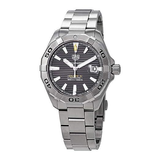 Tag Heuer WBD2113.BA0928 - Reloj para Hombre (Acero Inoxidable, Calibre 5,
