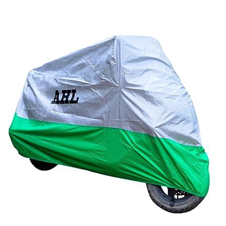 RockyMRanger Breathable Motorcycle Cover Cruisers Touring Bikes Storage YM3YB