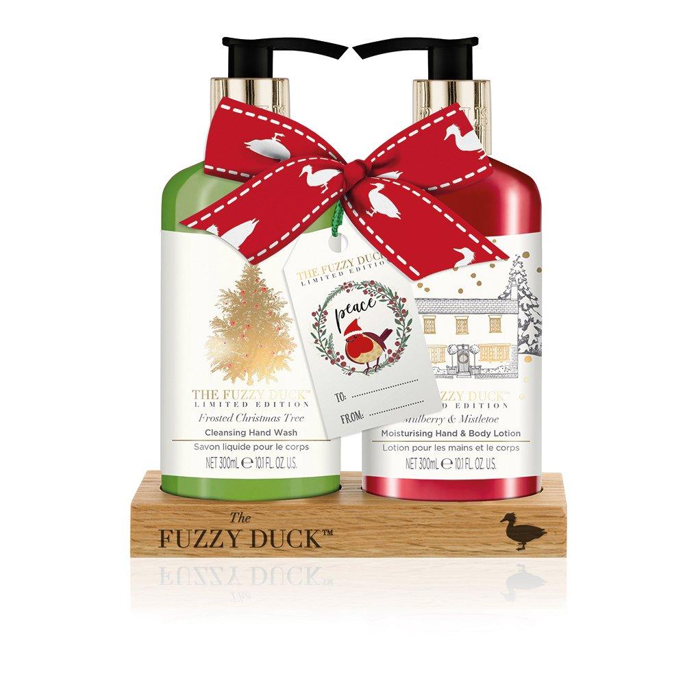 Baylis & Harding Fuzzy Duck Winter Wonderland - Set de regalo para lavado de manos y loción FDWW182BTL