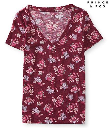 aeropostale-womens-prince-fox-floral-print-v-neck-skinny-tee-shirt-s-really-r