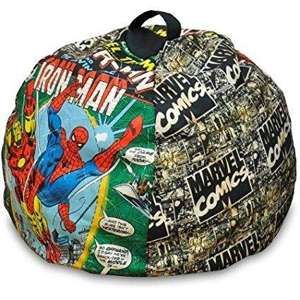 Marvel Spider-Man Bean Bag Chair (1)