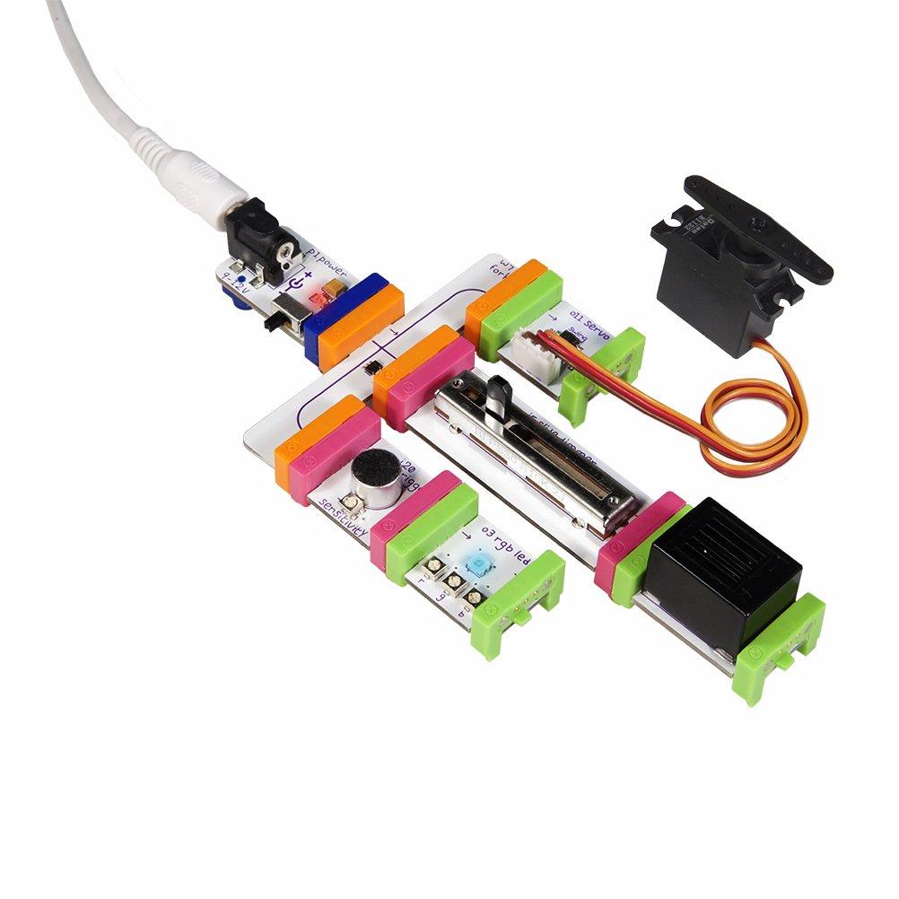 littleBits Electronics Deluxe Kit by littleBits Electronics (Image #4)