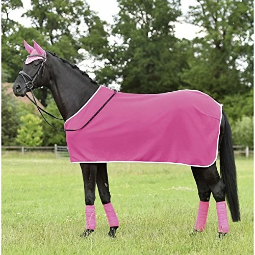 Busse Abschwitzdecke SEASON - hot pink (candy pink), Groesse:125