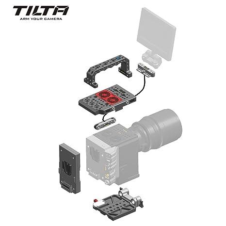 Tilta esr-t01-g cámara Rig Lemo salida rojo arma rojo Raven rojo ...