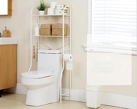 Amazon.com: Washing machine racks / toilet racks / sanitary toilet ...
