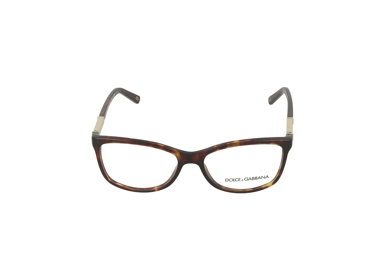 2340aacea41 Amazon.com  Dolce   Gabbana Women s DG3107 Eyeglasses Havana 52mm   DOLCE GABBANA D G DG  Shoes