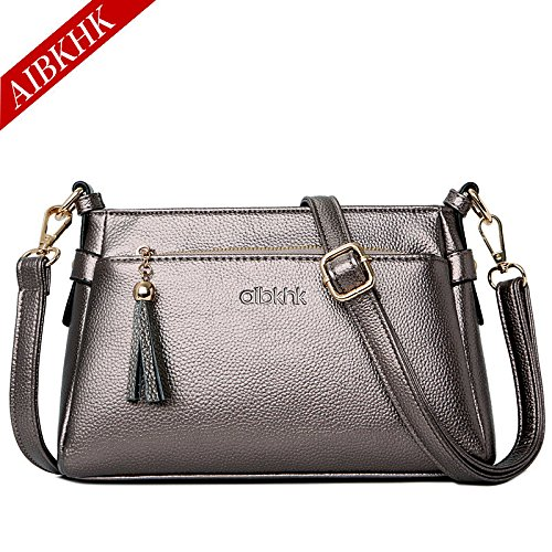 casual GMYAN capacity simple leather large tassel Golden bag mom satchel New bag fashion small rA8qfrw
