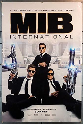 Men In Black International 2019 Original Us One Sheet