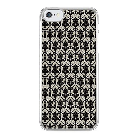 Amazoncom Sherlock 221b Wallpaper Phone Case Fun Cases Cell
