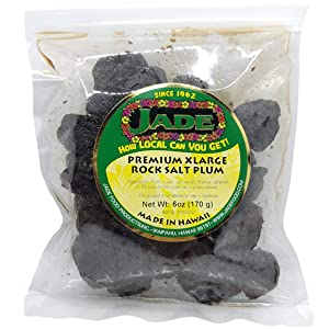 Jade Exclusive Premium Extra large Rock Salt Plum