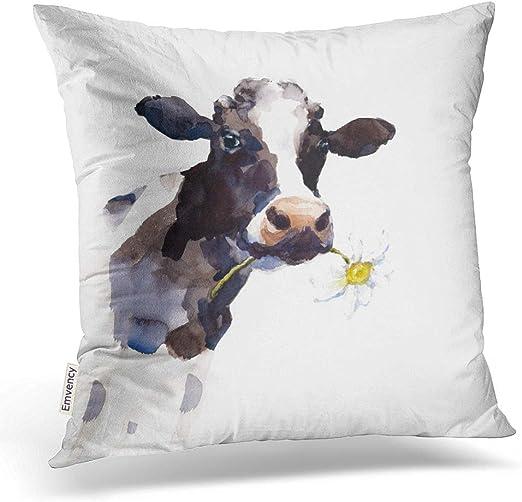 """18/"""" Animals Polyester Throw Pillow Case Cushion Cover Sofa PillowCase Home Decor"""