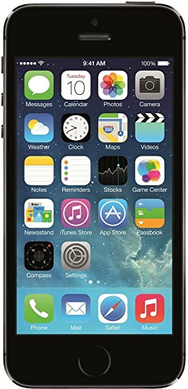 5bcc2fe291e Apple iPhone 5S (Space Grey, 16GB): Amazon.in: Electronics