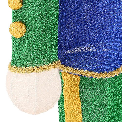 72IN 240L LED TINSEL NUTCRACKER by Home Accents Holiday (Image #7)