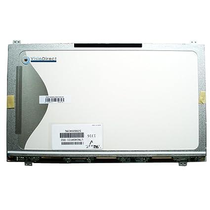 "Pantalla 14"" LED para ordenador portátil SAMSUNG NP-QX411-W01UB WXGA 1366x768 -"