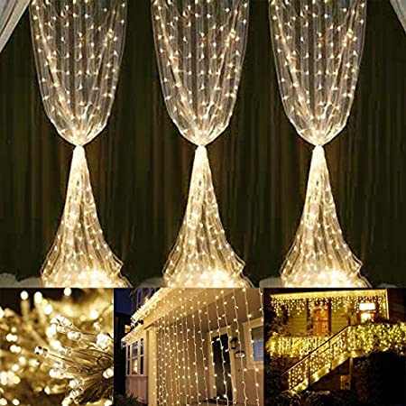 100//200 LEDs RGB Christmas Fairy String Lights Wedding Party Outdoor Decor Lamp